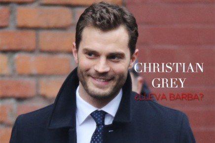 ACLARACIÓN: ¿Christian Grey lleva barba en 50 Sombras Más Oscuras y 50 Sombras Liberadas?