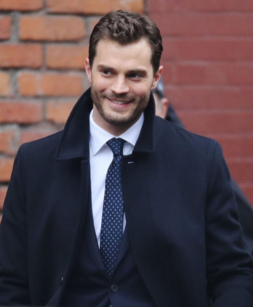 51984937 Stars are spotted on the set of 'Fifty Shades Darker' in Vancouver, Canada on March 1st, 2016. Stars are spotted on the set of 'Fifty Shades Darker' in Vancouver, Canada on March 1st, 2016. Pictured: Jamie Dornan FameFlynet, Inc - Beverly Hills, CA, USA - +1 (310) 505-9876