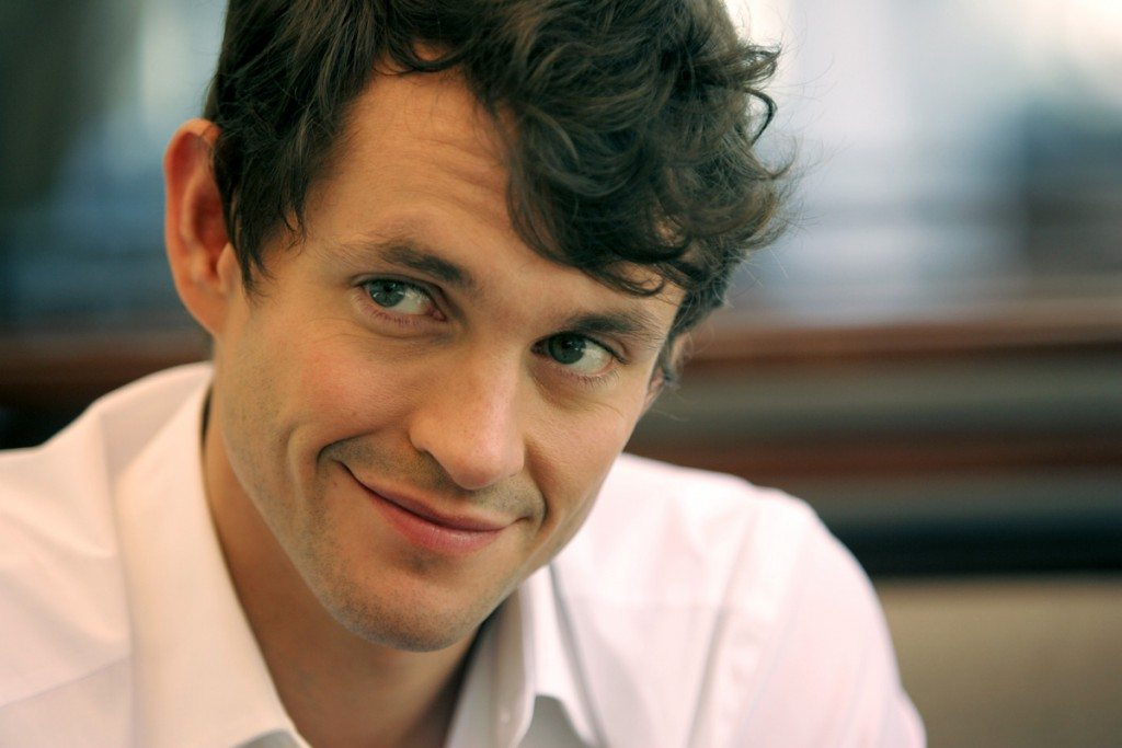 August 5, 2009_San Diego, CA_Actor HUGH DANCY, was in San Diego prior to the release of ''Adam,'' here, which stars DANCY and is written and directed by MAX MAYER._Laura Embry/San Diego Union-Tribune/Zuma Press, copyright 2009.