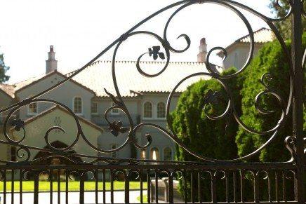El baile de máscaras se rodará en la mansión Casa Mia de Vancouver