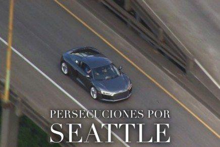 ATENCIÓN: ¡¡Persecuciones por Seattle!!