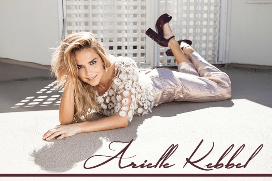 Entrevista a Arielle Kebbel + Sesión fotográfica