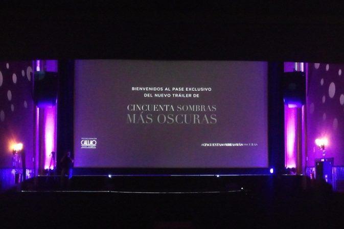 Todos los detalles sobre el evento 50 Sombras Más Oscuras en Madrid