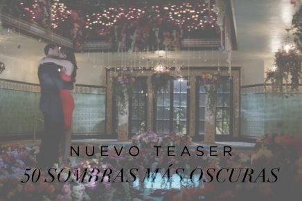 ¡Nuevo TEASER de 50 Sombras Más Oscuras y con música en español!
