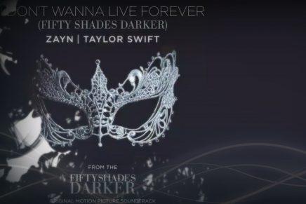 ¡Descubrimos una nueva canción del soundtrack de 50 Sombras Más Oscuras!