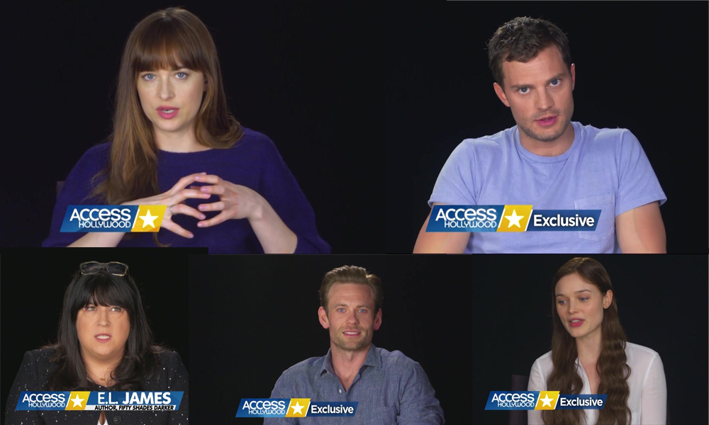BTS 50SMO Access Hollywood