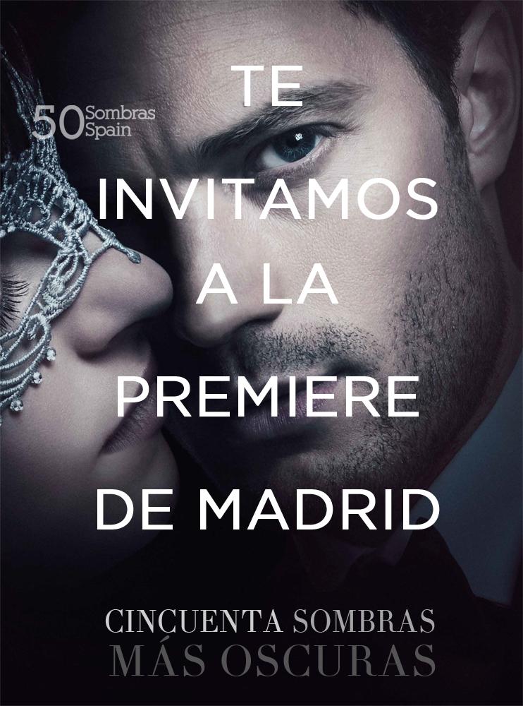 Invitación premiere 50SMO