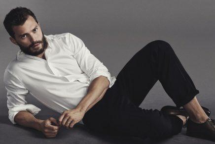 Jamie Dornan en revista Glamour: «No es fácil entrar y salir de la mente de Grey»