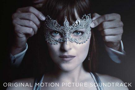 ¡Por fin conocemos el soundtrack de 50 Sombras Más Oscuras completo!