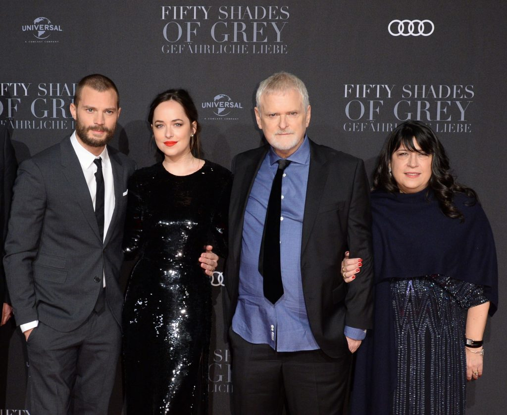 "Europapremiere ""Fifty Shades of Grey - Gef‰hrliche Liebe"""