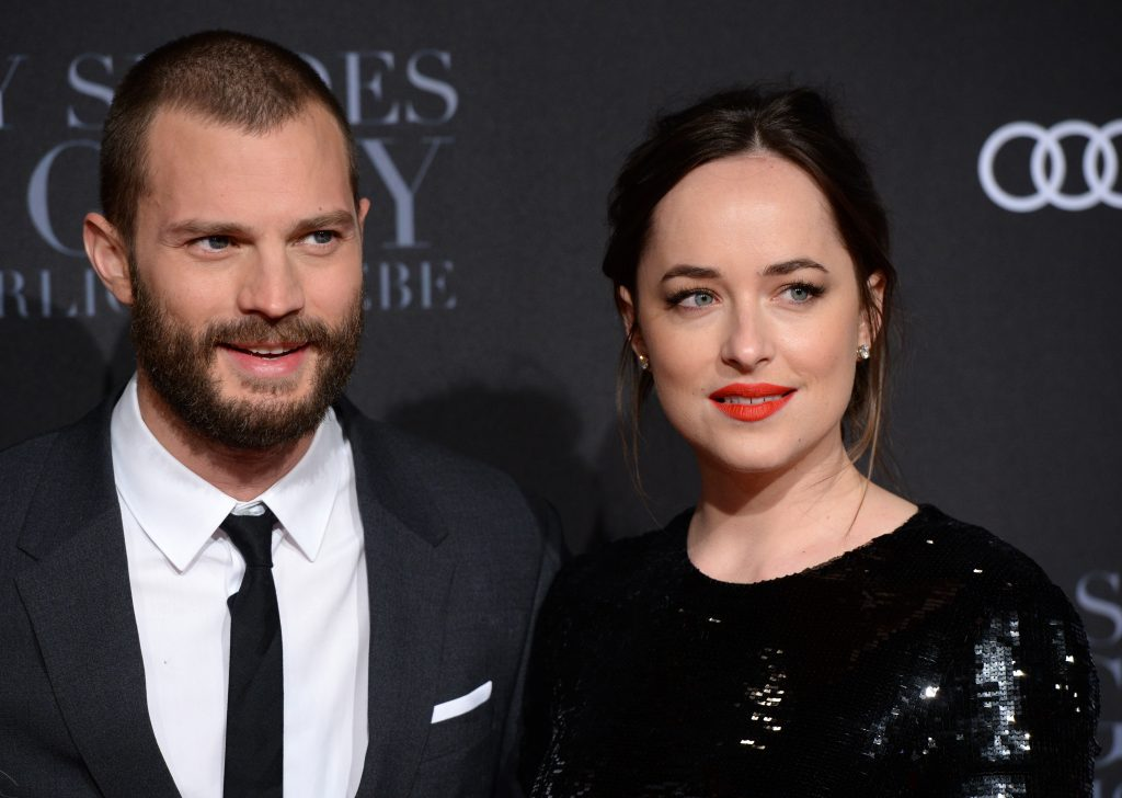 "European Premiere of ""Fifty Shades Darker"""