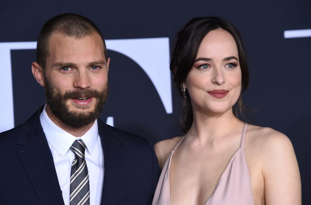 'Fifty Shades Darker' Premiere