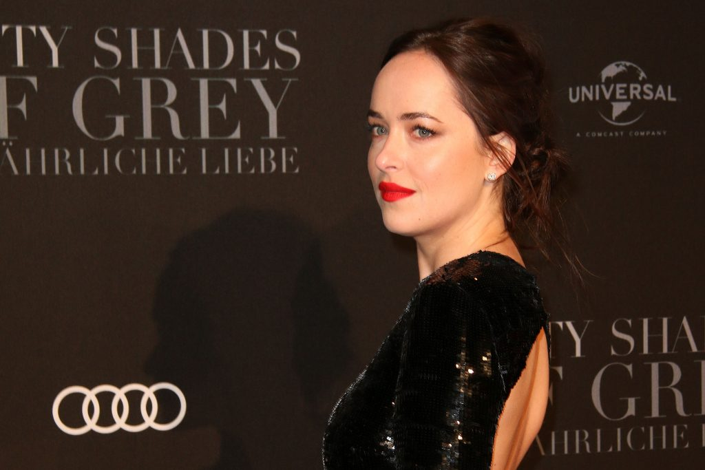 """""""Fifty Shades Darker"""" European Premiere in Hamburg, Germany"""