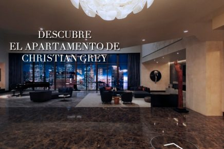¡Visita interactiva del apartamento de Christian Grey!