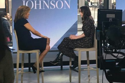 ¡Entrevista a Dakota Johnson en el programa Today Show!