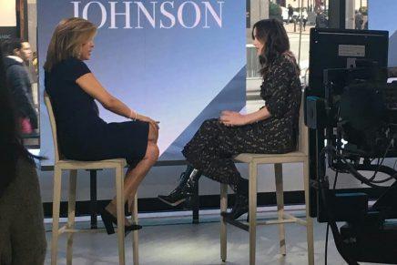 ¡Entrevista a Dakota Johnson en el programa Today Show!