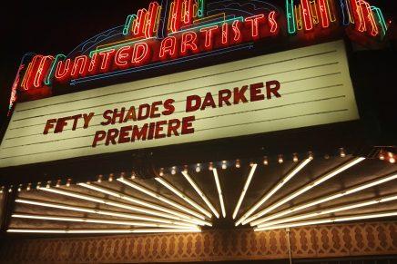 Nuestra experiencia en la Première Mundial de 50 Sombras Más Oscuras en Los Ángeles