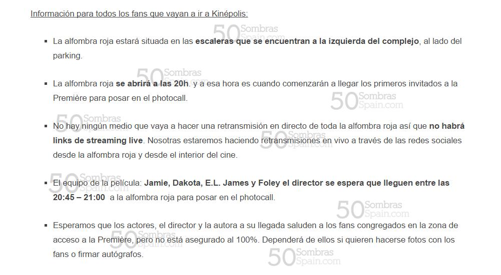 Informacion Premiere 50SMO Madrid 1