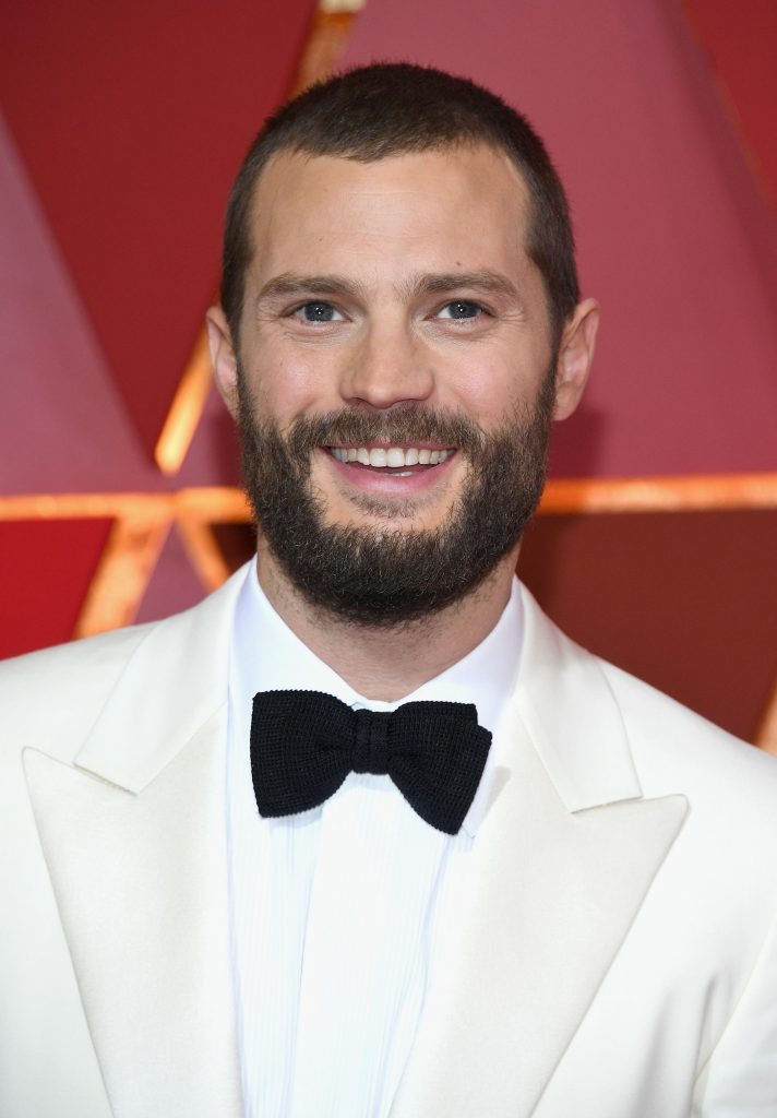 Jamie Dornan Oscars 2017 4