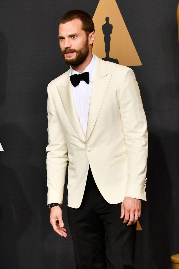 Jamie Dornan Oscars 2017 5