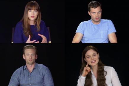 Nuevo detrás de las cámaras de Cincuenta Sombras Más Oscuras con entrevistas a los actores