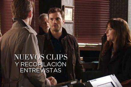 Nuevos clips con avances de los contenidos del DVD/Blu-Ray 50 Sombras Más Oscuras
