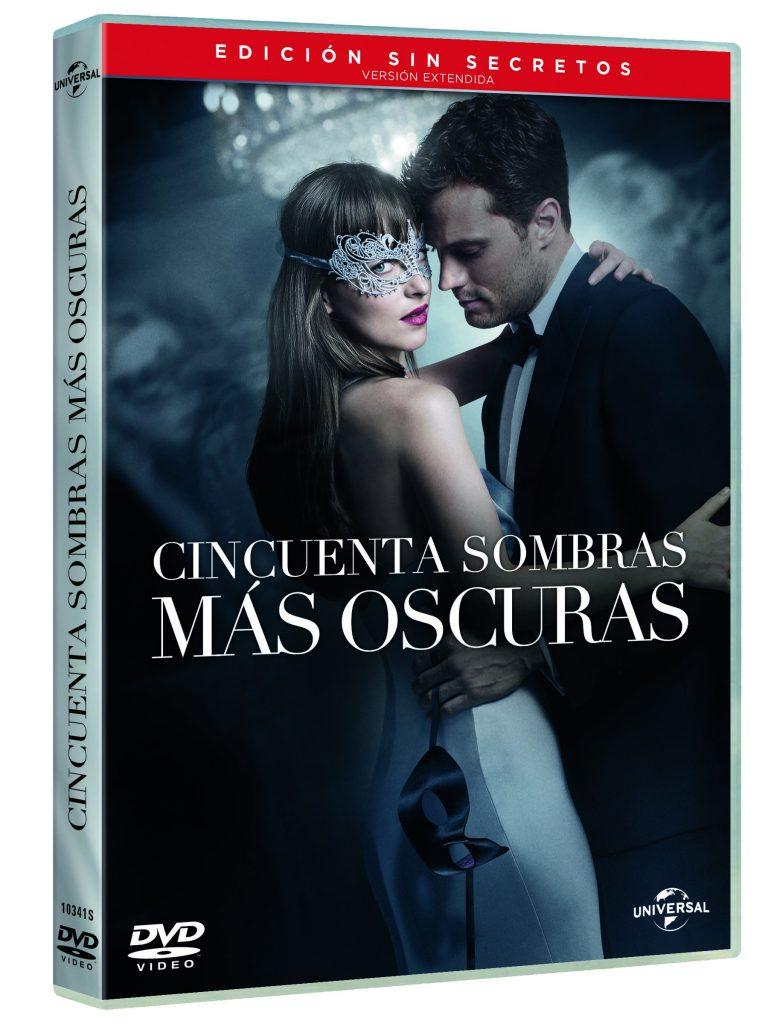 CINCUENTA SOMBRAS MAS OSCURAS (DVD) - VTA - 8414533103411