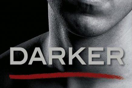 NOTICIA: Portada del nuevo libro DARKER y fecha de publicación
