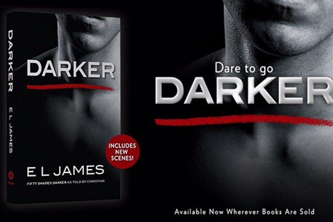 Ya está a la venta DARKER (en inglés), con el punto de vista de Christian en 50 Sombras Más Oscuras