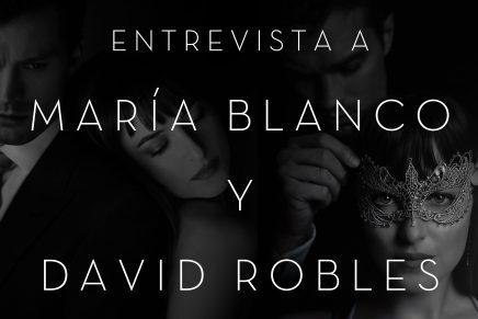 Entrevista a María Blanco y David Robles, voces de Ana y Christian en castellano