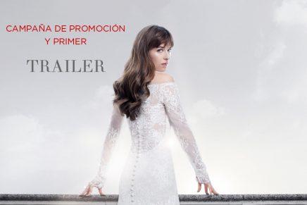 Fecha del primer trailer y campaña de promoción de 50 Sombras Liberadas
