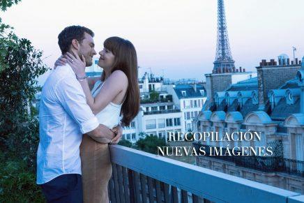 Recopilación nuevas imágenes y noticias de la película Cincuenta Sombras Liberadas