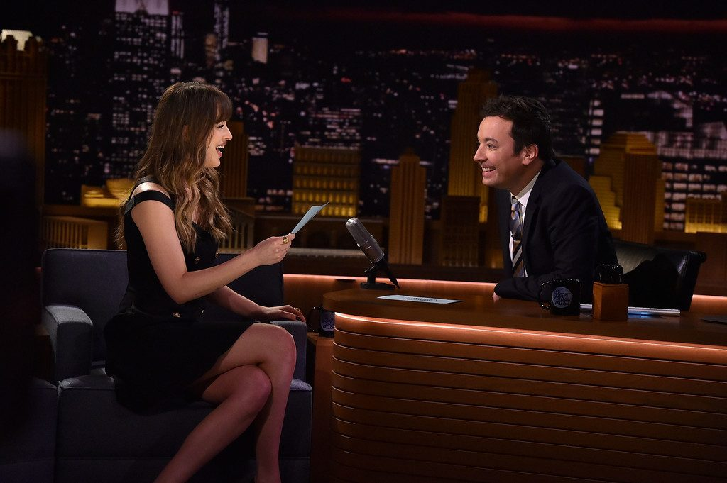 Dakota Johnson Jummy Fallon ene 18 7