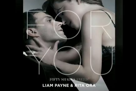 "Canción ""For You"" de Rita Ora y Liam Payne para 50 Sombras Liberadas"
