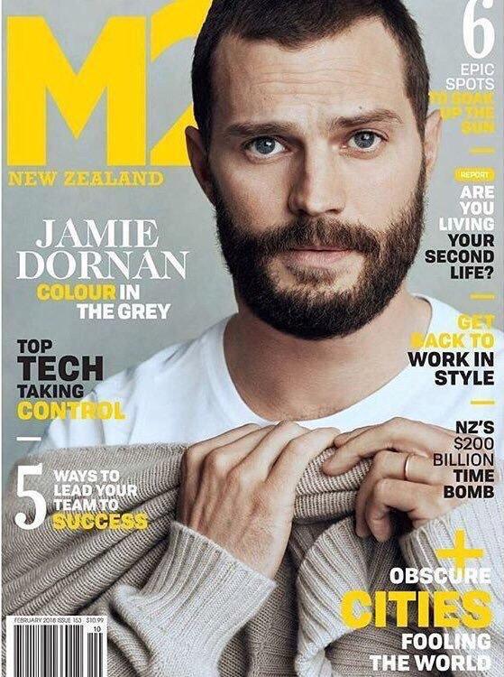 Jamie Dornan M2 1
