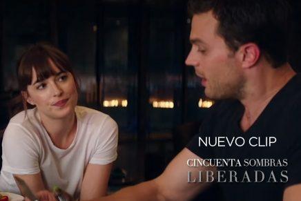 Nuevo clip inédito de la película 50 Sombras Liberadas (subtitulado)