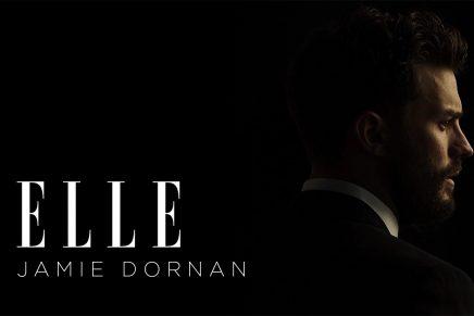 Nueva entrevista a Jamie Dornan para Elle US