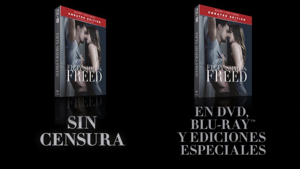DVD BF FSF ediciones ingles